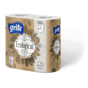 Grite Ecological 4 tekercses toalettpapír