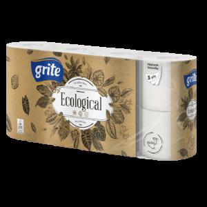 Grite Ecological 8 tekercses toalettpapír