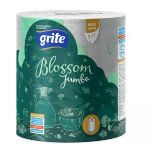 Grite Blossom Jumbo háztartási papírtörlő