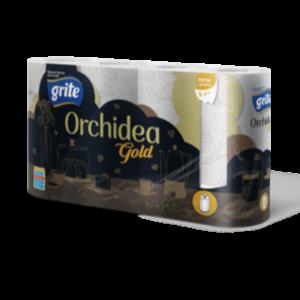Grite Orchidea Gold 4 tekercses háztartási papírtörlő