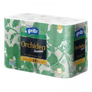 Grite Orchidea Seasons 24 tekercses toalettpapír